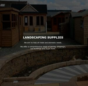 Tudors Landscaping Supplies   Landscaping Supplies Hereford